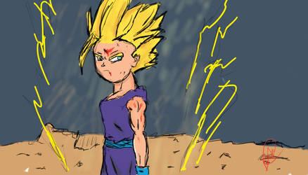 Dragon Ball Z: Super Saiyan 2 Gohan