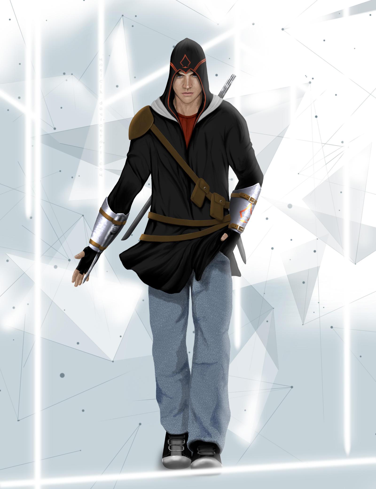 Modern Day Assassin  Newgroundscom