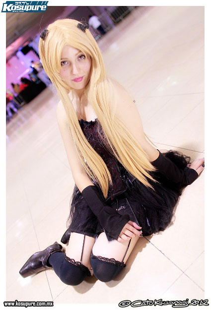 Misa Amane Cosplay Death Note I Love Light Yagami By