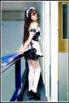 Misaki Ayuzawa Cosplay Kaichou wa maid sama! Maid