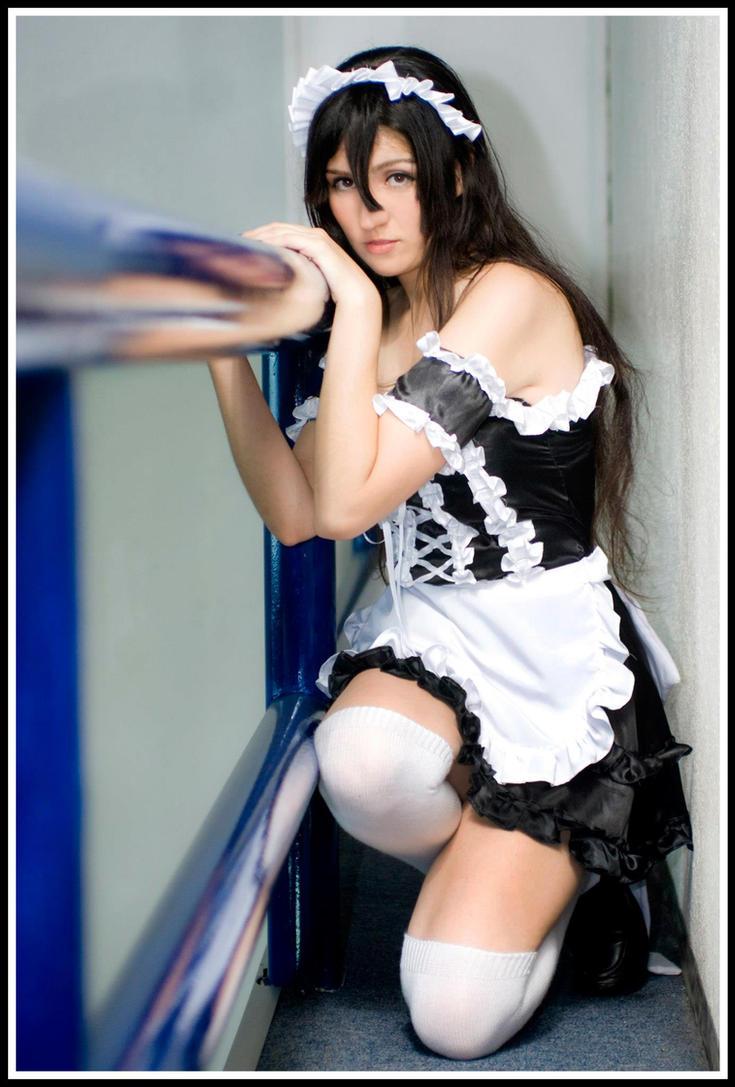 maid sama cosplay alodia - photo #11