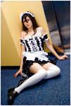 Misaki Ayuzawa Cosplay Call me Maid, Goshujin-sama