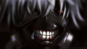 Black Kaneki of Lochnaw by HowlSeage