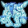 MMZX - Contest : Frozen Devil by Dark-Ax