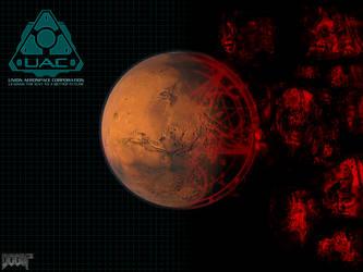 Dark Side of Mars by Dark-Ax