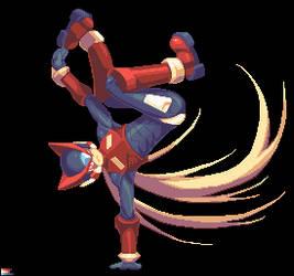 Breakdance Omega 2