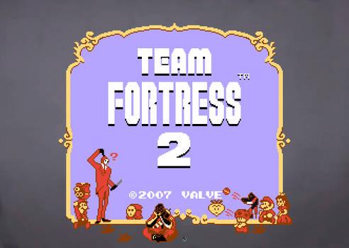 Super Mario Bros. 2 TF2 Style