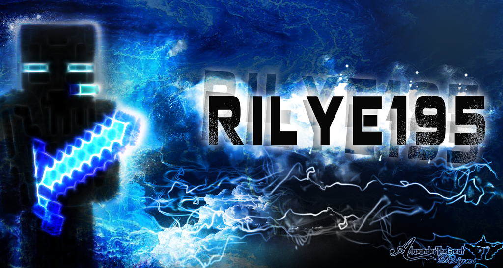 Rilye's Minecraft Abstract Background by BCMmultimedia