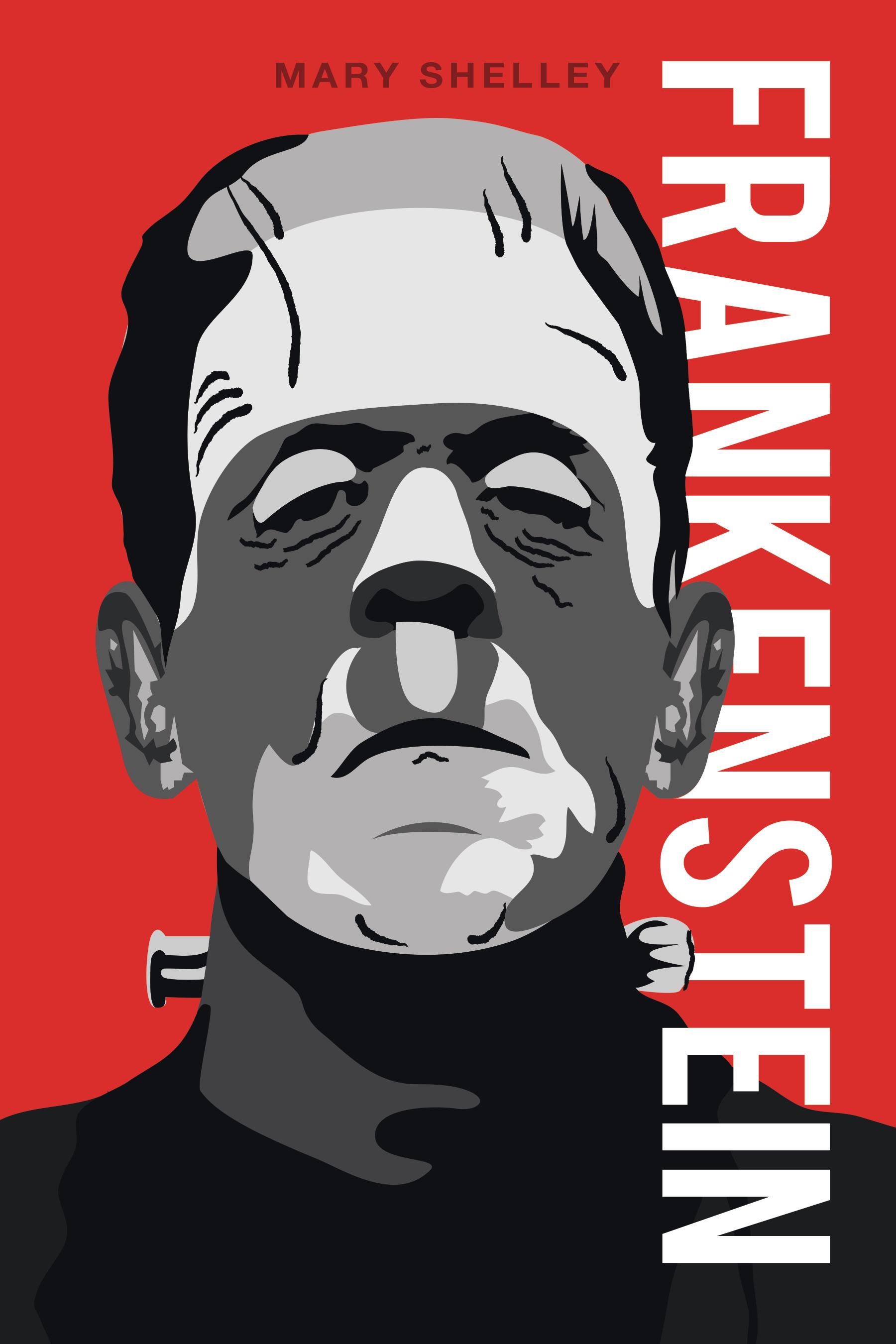frankenstein book cover by mario0357 on deviantart