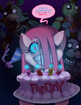Five Nights with Pinkie 2nd Night