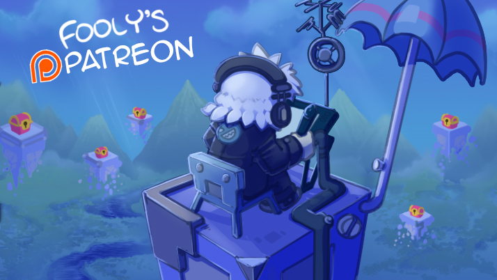 Fooly's Patreon! by foolyguy