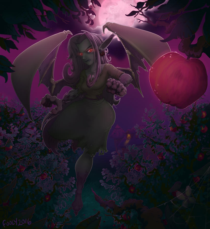 *UPDATED* Night of the Flutterbat by foolyguy