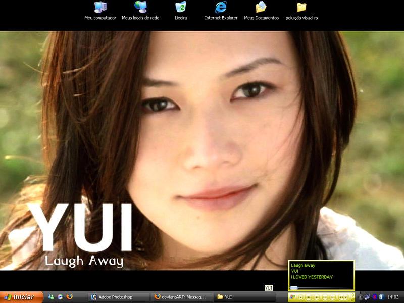 Yui Laugh Away by Giilshark