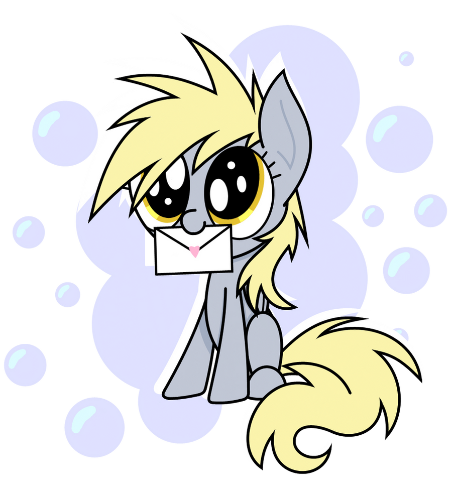 My Little Derpy by CuTTyCommando
