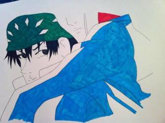 Kaoru Kaido by Ranchan120