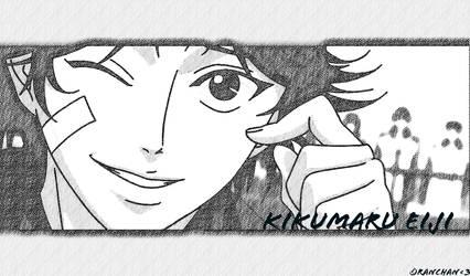 Kikumaru Eiji by Ranchan120