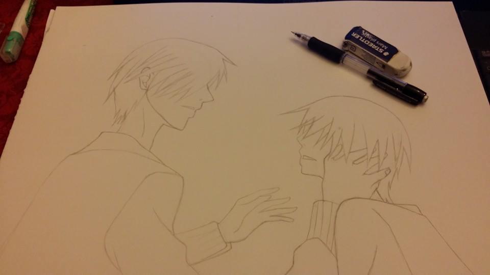 Takano and Onodera by Ranchan120