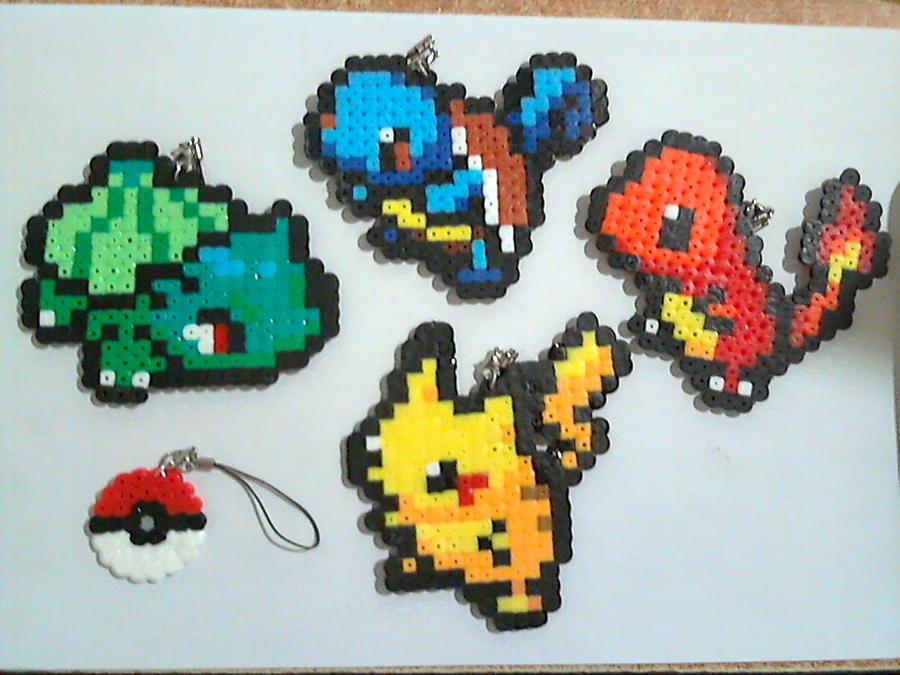 Pokemon Perler Beads By Okami1 On DeviantArt