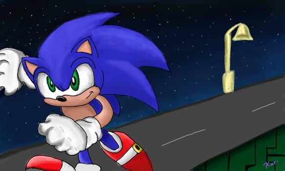 Sonic Ruun