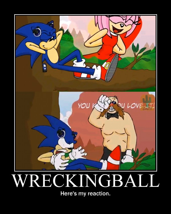 Wreckingball by Sonicluvr5