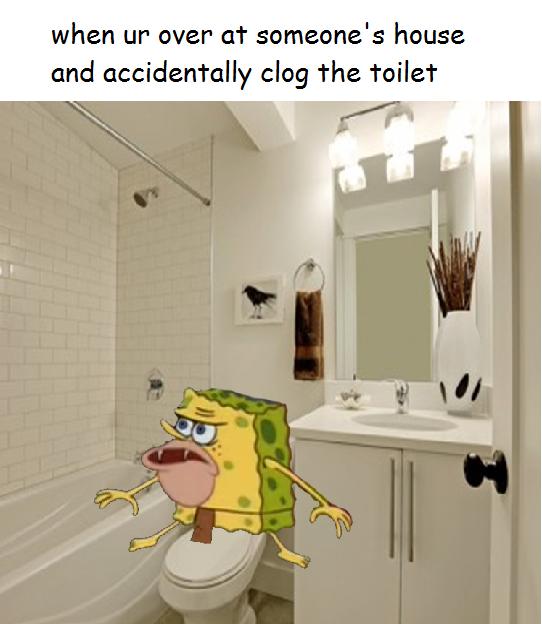 Spongebob Caveman Meme by Part-TimeArtist on DeviantArt