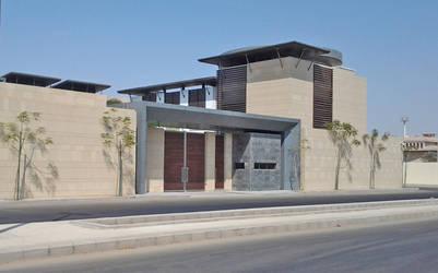 Jeddah Shati Villa by mmostafa
