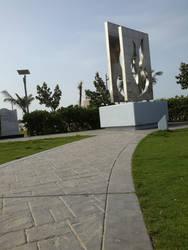 Open  Museum of Sculptures - Jeddah by mmostafa