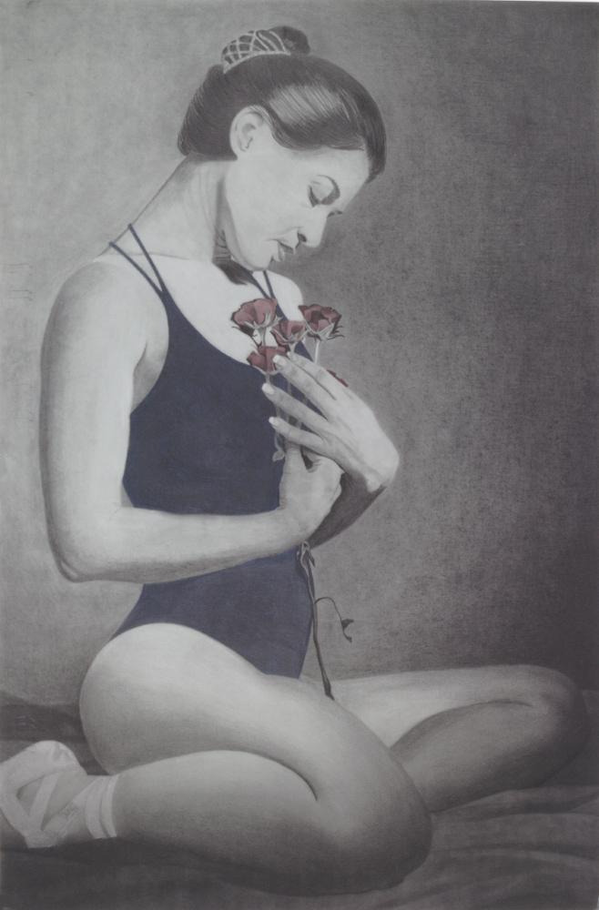 Variation on Rose Reflection by BrandonKingArt