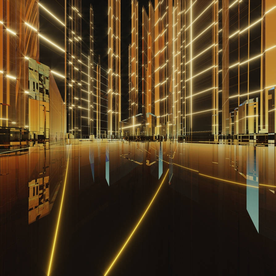 135 Golden Plaza by jarvuffin