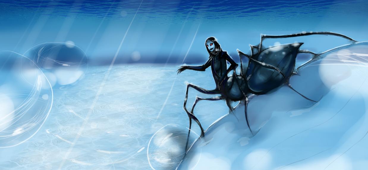 http://fc05.deviantart.net/fs70/f/2012/361/8/8/water_spider_by_greensky222-d5pcbm3.png