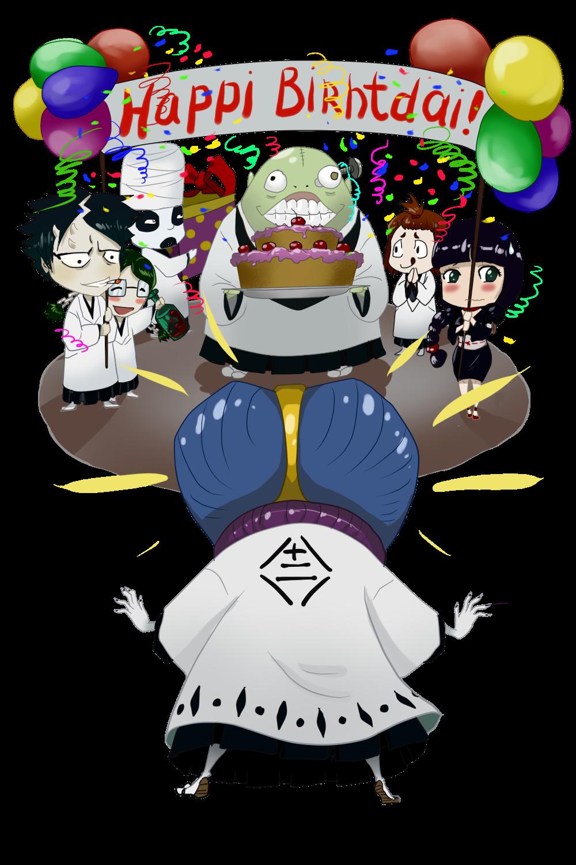 Happy Birthday Mayuri by greensky222