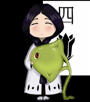Unohana and minadzuki