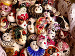 The faces of Venice