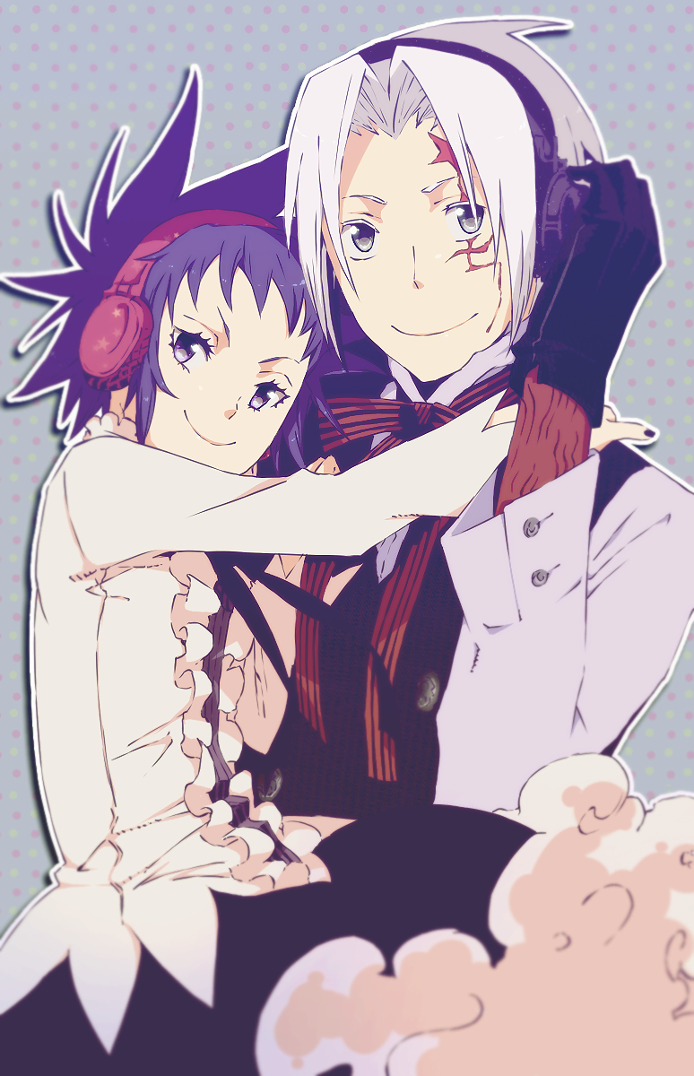 DGM:Allen x Road by Rika-tyan
