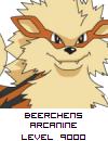 Beerchens Arcanine by AuroraMisa