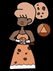Cookie Sapphire by AuroraMisa