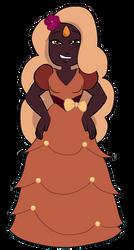 [Closed] Gem Adopt: Caramel Chocolate Pearl by AuroraMisa