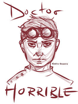 Dr. Horrible Doodle