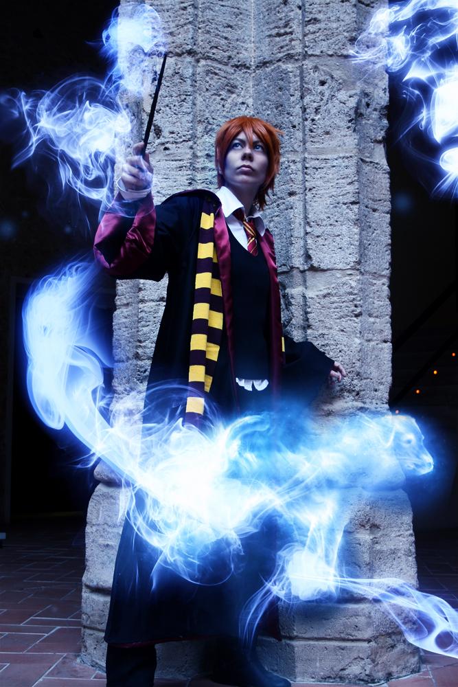 What is Ron's patronus? - Quora  |Ron Weasley Patronus