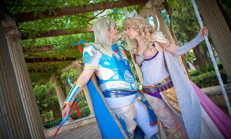 FINAL FANTASY IV Cosplay II by Phadme