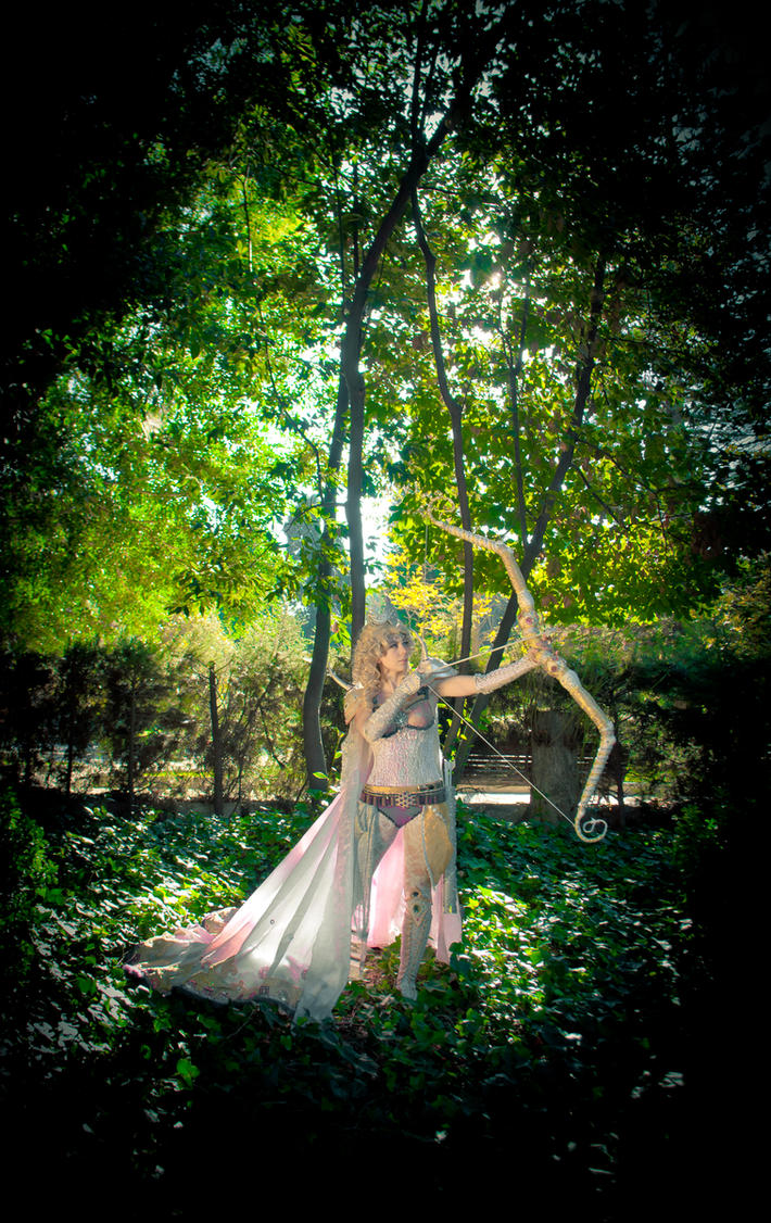 FINAL FANTASY IV Cosplay IV by Phadme
