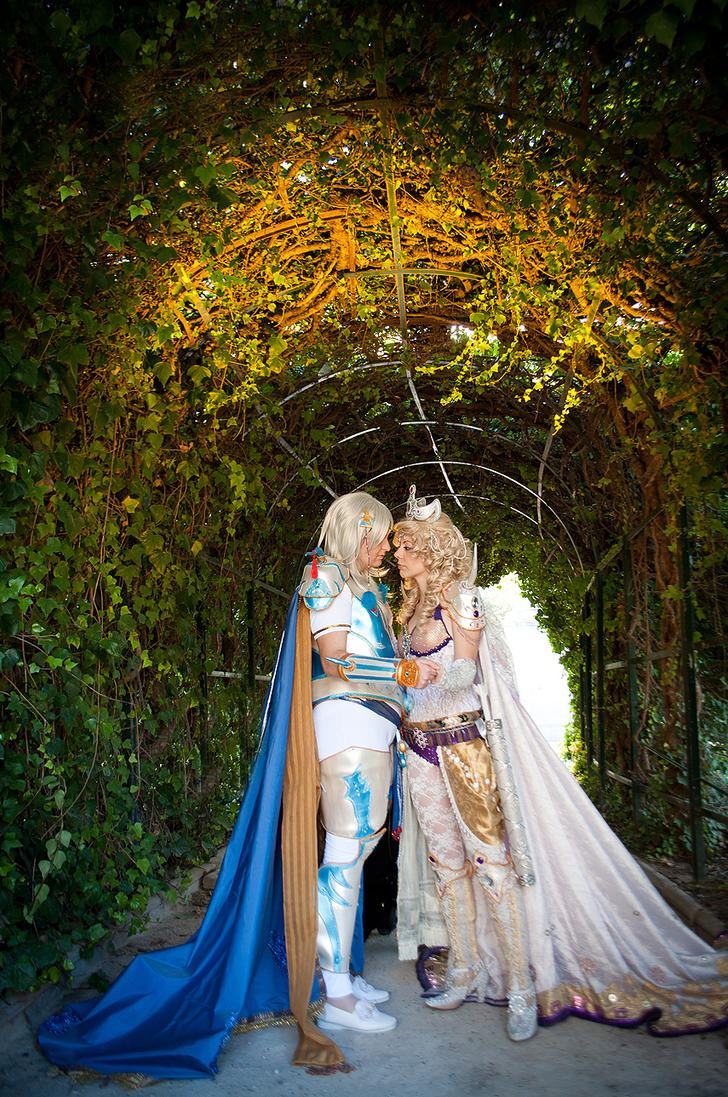 FINAL FANTASY IV Cosplay V by Phadme