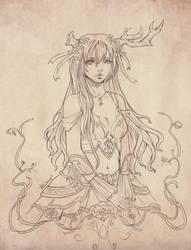 Elf by Phadme