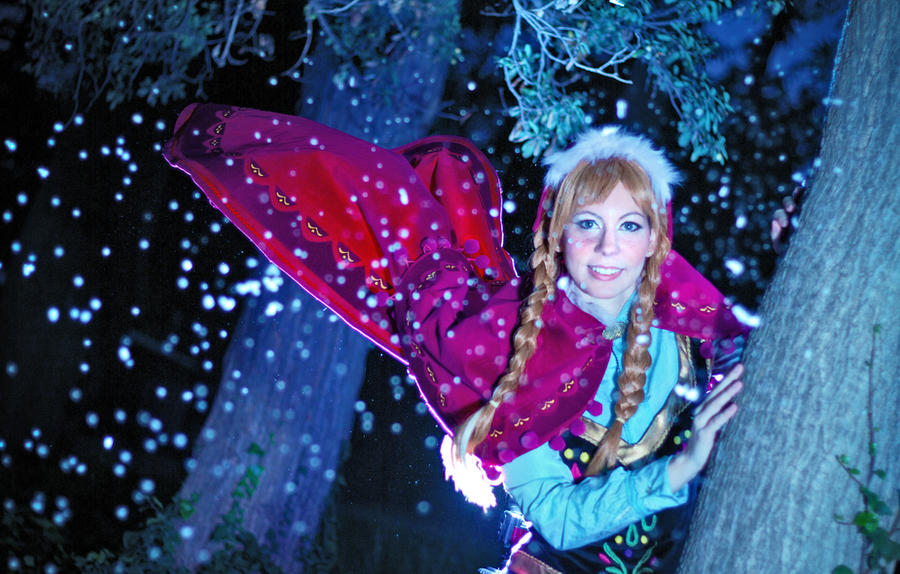 Anna Frozen by Phadme