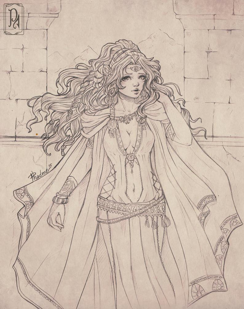 Aysha Sherewatt by Phadme