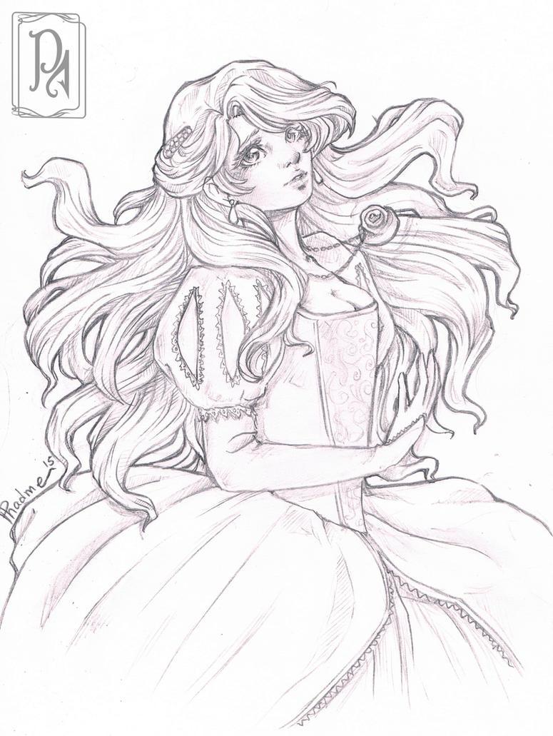 Ariel by Phadme