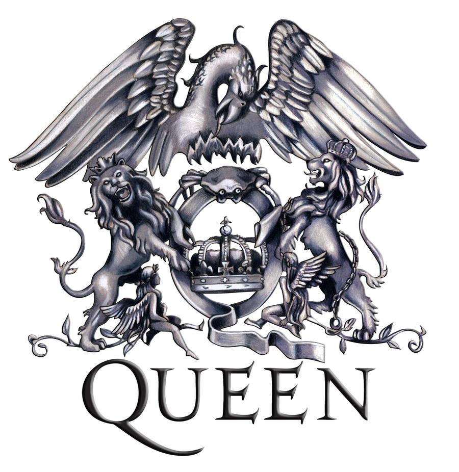 Queen Band Logo Tattoo Queen logo by R...