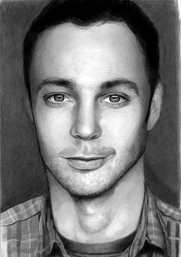 Sheldon by Redwarrior3