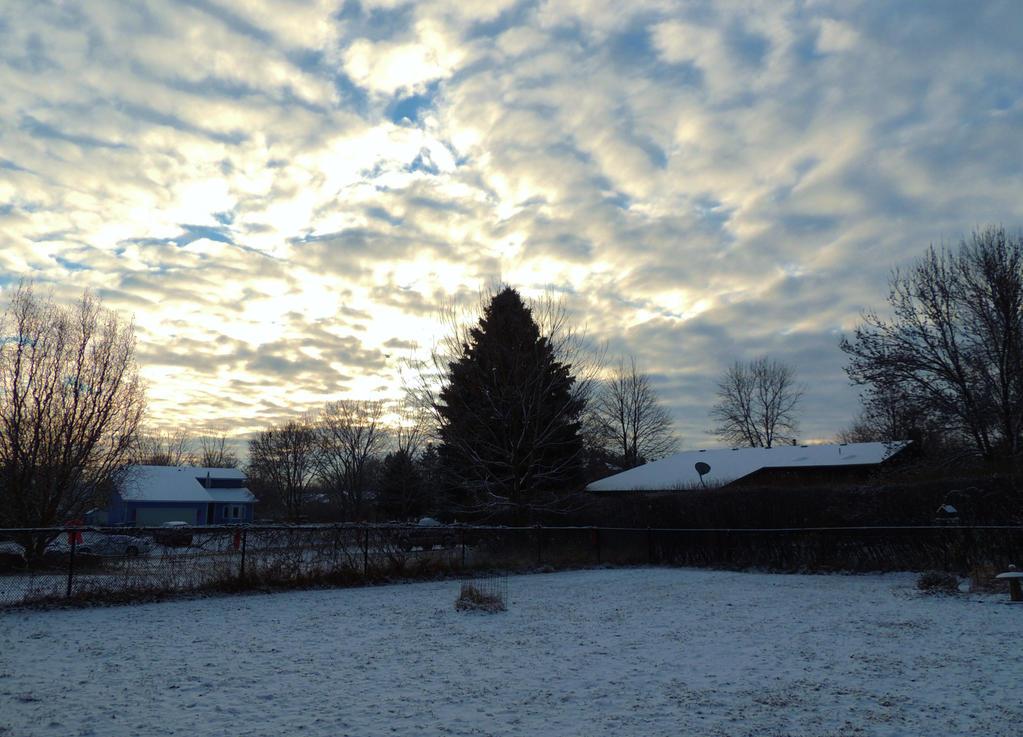Winter Sky 1 by dananaboo