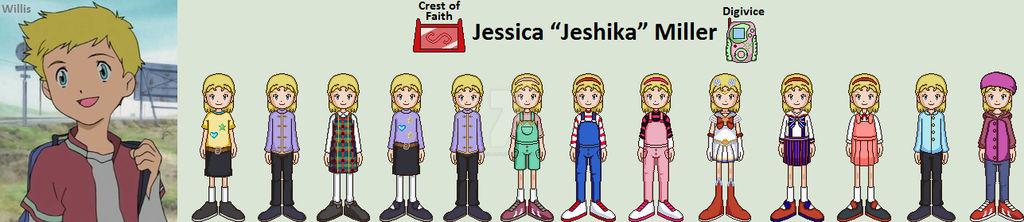 Americana Digidestant Jessica